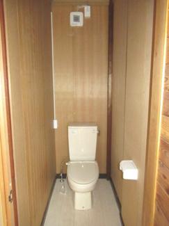 【トイレ】今井アパート(元町)