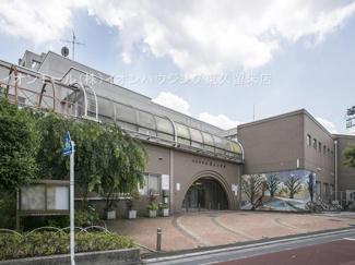 西東京市立碧山小学校(約326m)