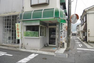 【外観】小性町店舗