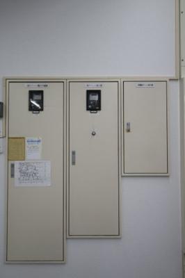 【設備】第12東ビル