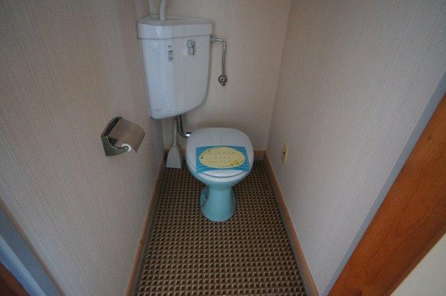 【トイレ】辰巳荘