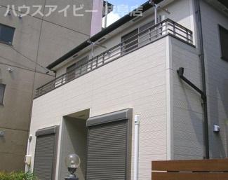 岐阜市日野北 中古住宅 駐車スペース3台可能