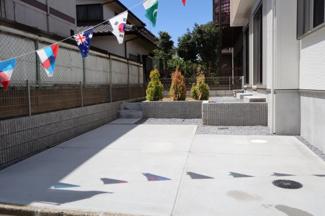 千葉市中央区都町 新築一戸建て 千葉駅 2台駐車可能です!バイクや自転車とも併用可能な十分なスペースがあります!