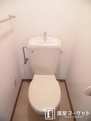 【トイレ】スプリングヒルズⅡ