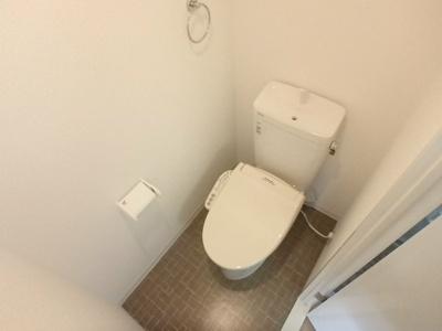 【トイレ】サルヴァトーレ西小倉
