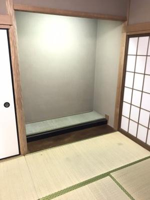 【和室】和邇高城貸家