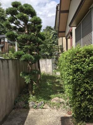 【庭】和邇高城貸家
