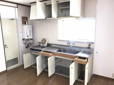 【キッチン】和邇高城貸家