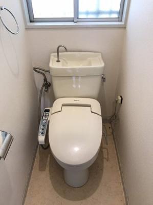 【トイレ】和邇高城貸家