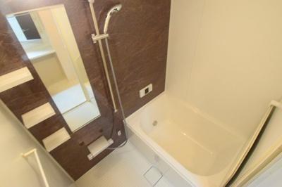 【浴室】ラ・フォート福島