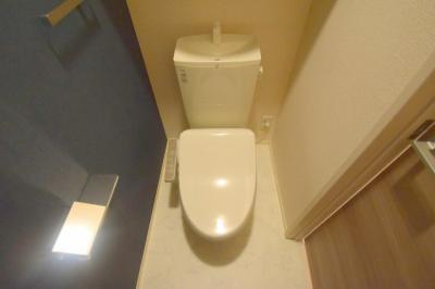 【トイレ】ディアコート福島