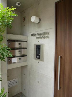 【エントランス】リッツスクエアスタジオキューブ