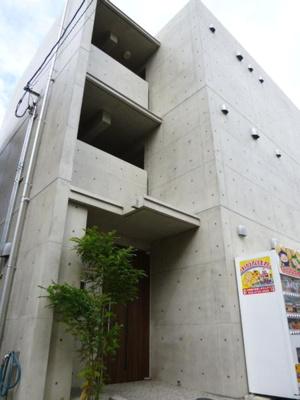 【外観】リッツスクエアスタジオキューブ