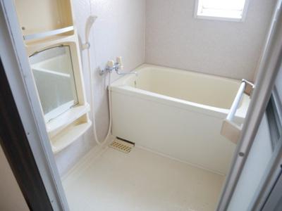 【浴室】マーヴェラス萩 A棟