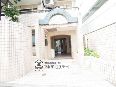 【エントランス】メゾン・ド・エリス