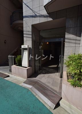 【エントランス】浅草橋グランドハイツ