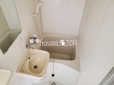 【浴室】シャルダン大島