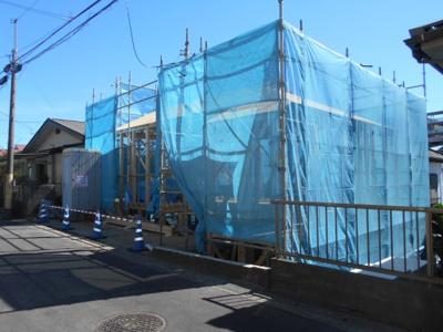 【外観】中尾一丁目新築住宅