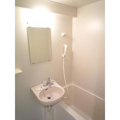 【浴室】ノイエ新大阪A棟