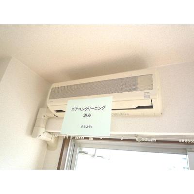 冷暖房エアコン