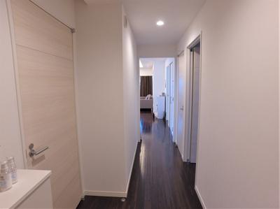 ミルコマンション真栄原スカイルーク 室内廊下