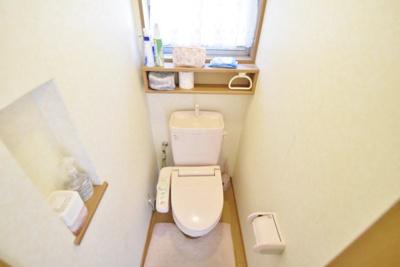 【トイレ】藤ヶ丘戸建