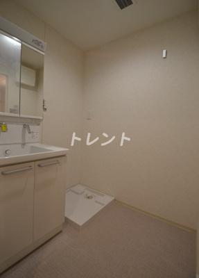 【洗面所】槇の杜
