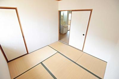 【和室】ガーデンハイツナカムラ