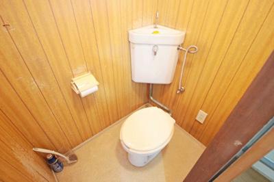 【トイレ】ガーデンハイツナカムラ