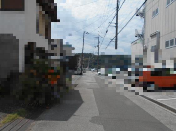 【前面道路含む現地写真】高須1