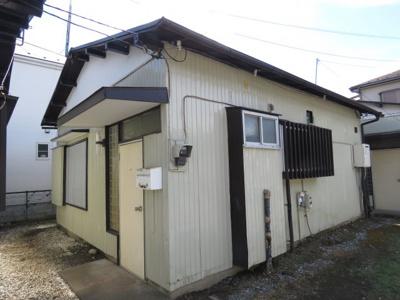 【外観】上戸平屋建貸家