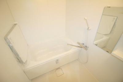 【浴室】豊中野畑住宅 4号棟