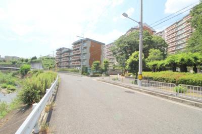 【周辺】豊中野畑住宅 4号棟