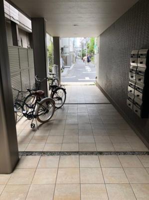 【その他共用部分】オリザ西新宿