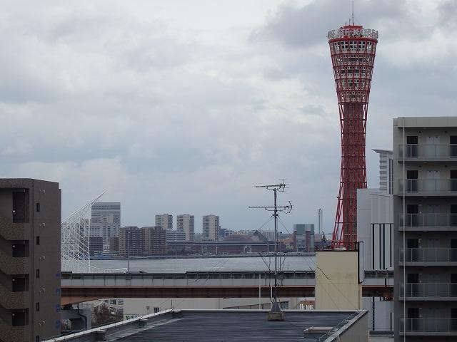 【展望】プラネソシエ神戸元町
