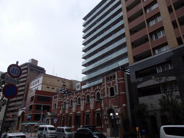 【外観】プラネソシエ神戸元町