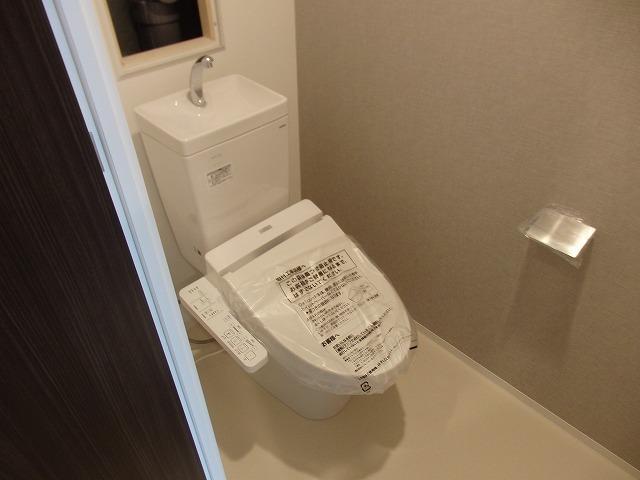 【トイレ】プラネソシエ神戸元町