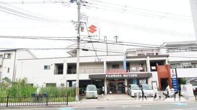【外観】藤原マンション