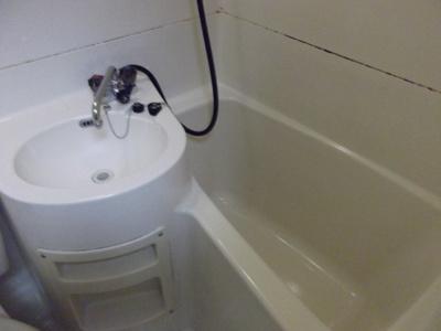 【浴室】藤原マンション