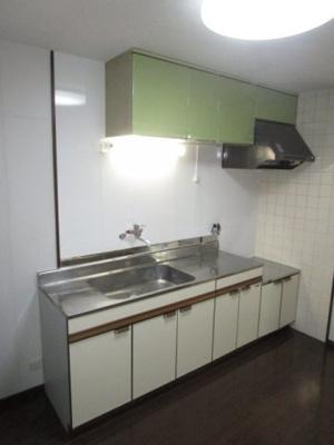 【キッチン】点野4丁目貸家