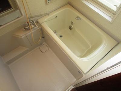 【浴室】点野4丁目貸家