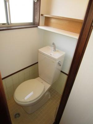 【トイレ】点野4丁目貸家