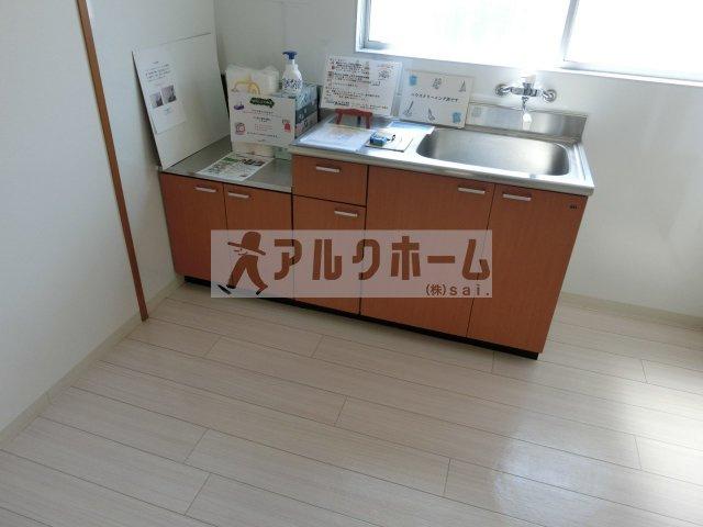 第1コーポ平野(法善寺駅 堅下駅) キッチン