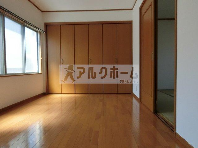 第1コーポ平野(法善寺駅 堅下駅) 洋室