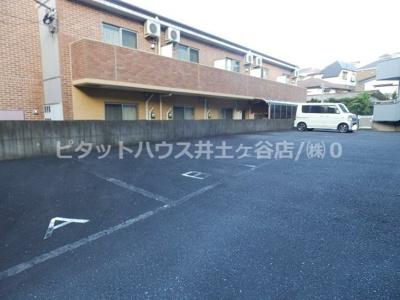 【駐車場】コンフォルト23