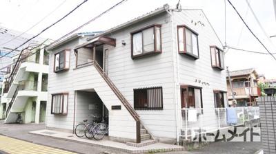【外観】柳原第1パールハイツ