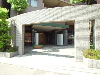 【エントランス】アルカーデンタワー入谷