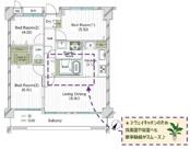 キャッスルメジュール藤久保の画像