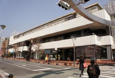 【外観】いわき市平テナント☆西村屋ビルOP☆飲食店可☆35坪