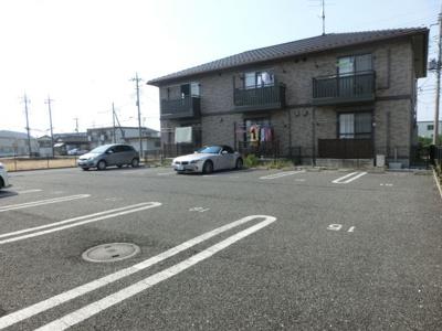 【駐車場】カルチェⅤ